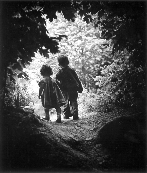 eugene_smith_Walk to Paradise Garden