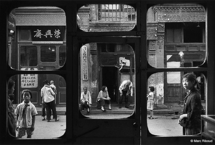 marc_riboud_a_street_in_old_beijing