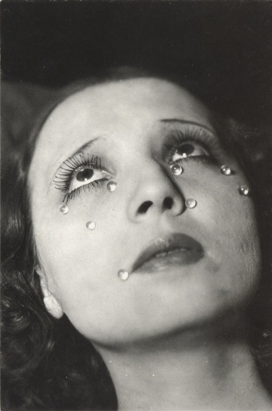 man ray - tears