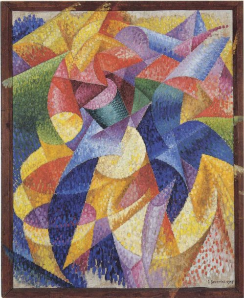 gino severini - sea_dencer