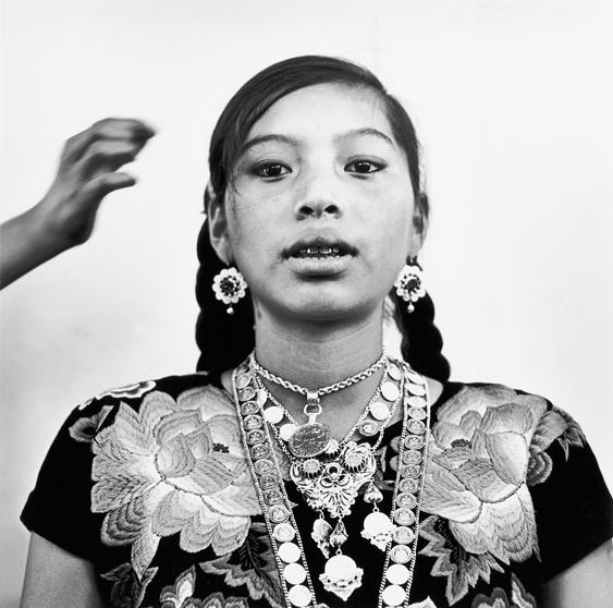 Graciela Iturbide_Juchitán de las mujeres