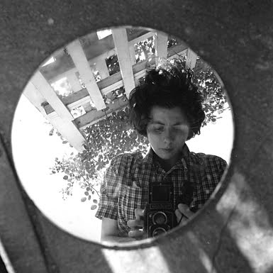 Vivian Maier_self-portrait