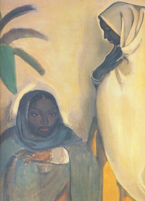 Amrita Sher-Gil_two-women