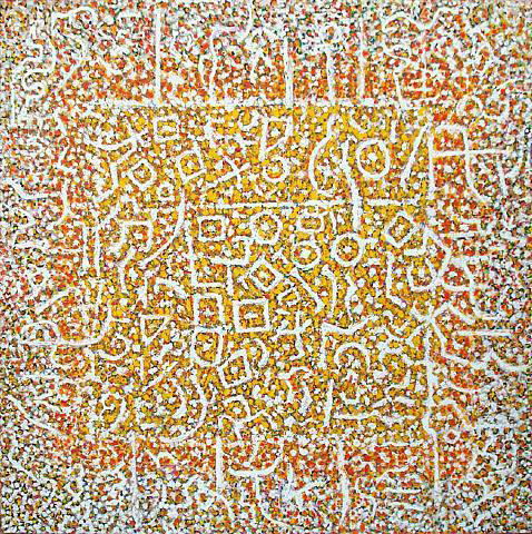 Richard Pousette-Dart_golden-door-1989
