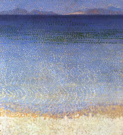 Henri-Edmond Cross_The Iles d'Or