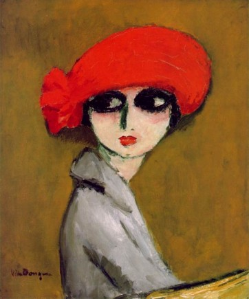 kees-van-dongen-the-corn-poppy-1919